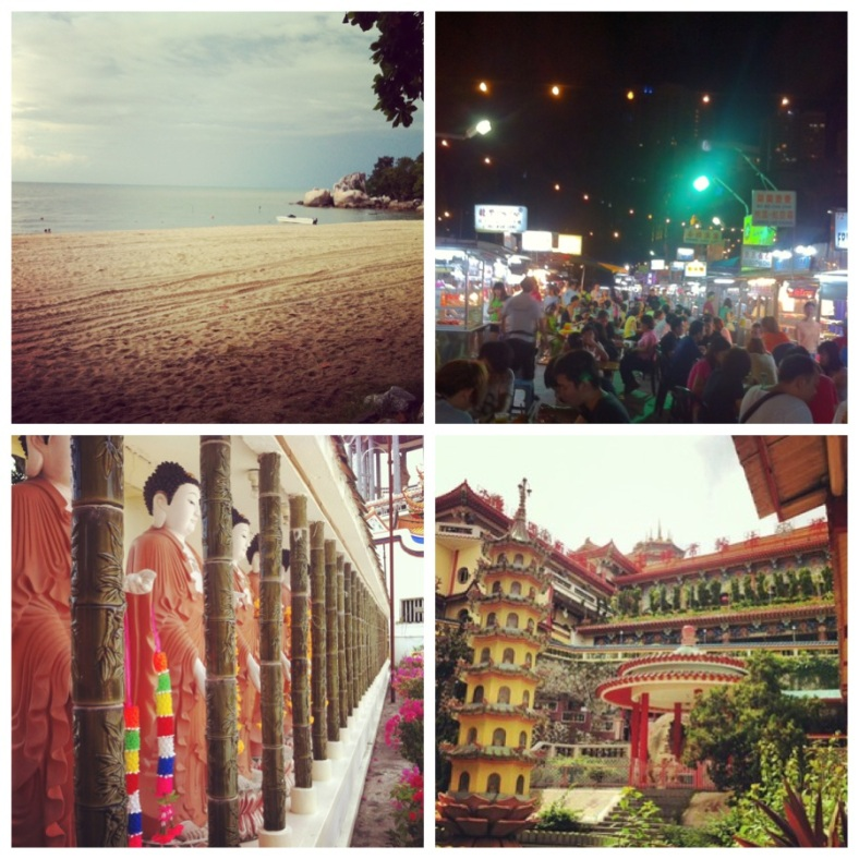 Sights of Penang