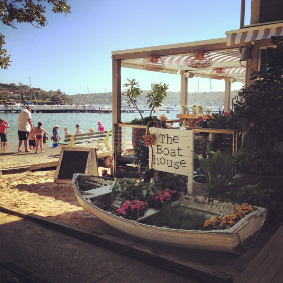 Boathouse, Balmoral Beach