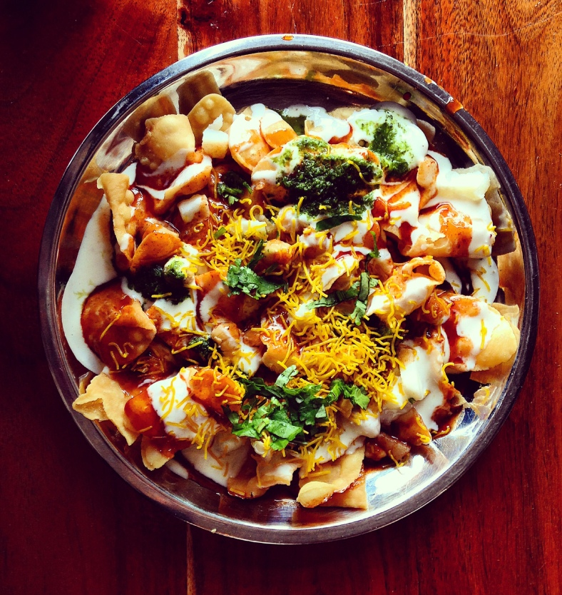 Papdi Chaat from Maya (Surry Hills)